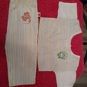 Vintage Care Bears Outfit